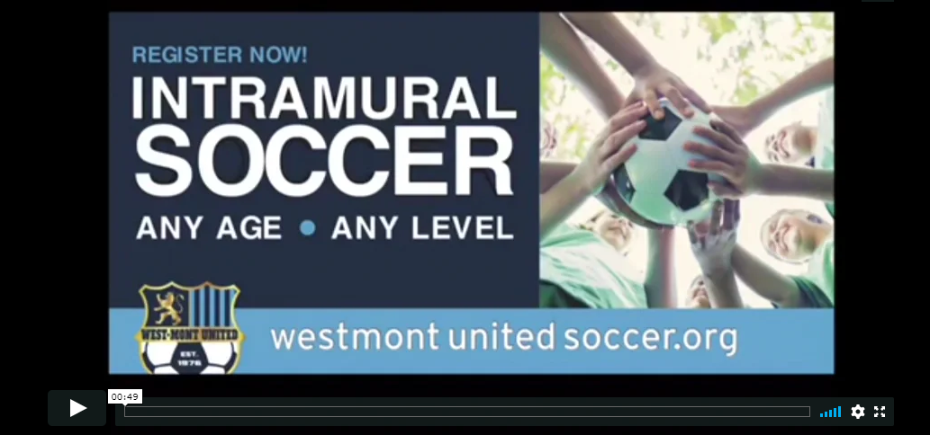 Spring Intramural Promo Video