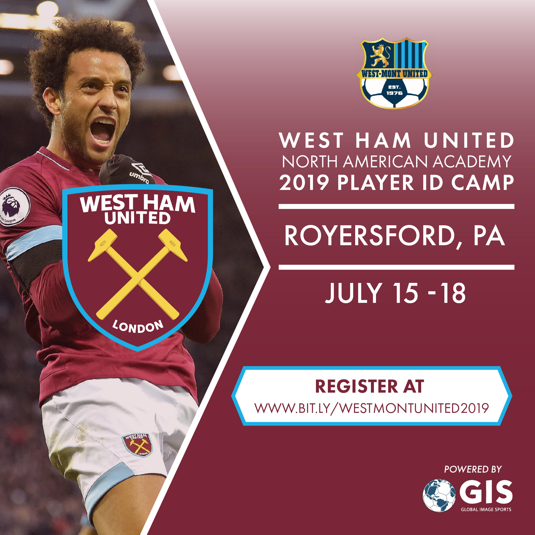 West Ham ID Camp 2019